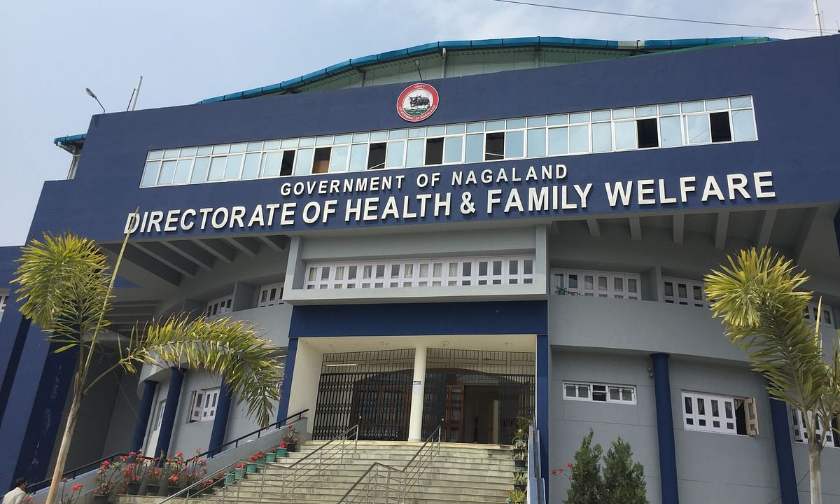 Directorate of the health & family welfare in Kohima, Nagaland