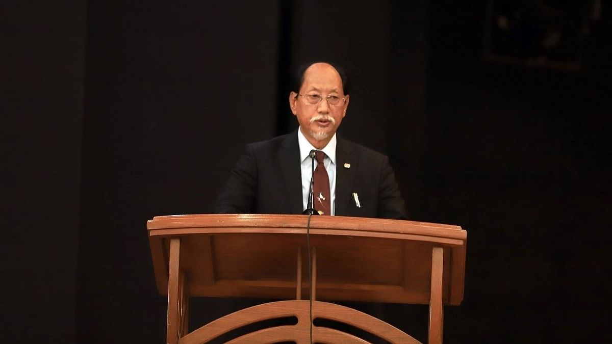 Only way forward is unity & oneness: Nagaland CM on peace talks