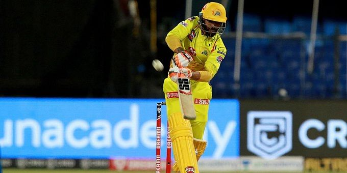 Ravindra Jadeja played a breathtaking cameo towards the end as he scored an unbeaten 33 runs off just 13 deliveries