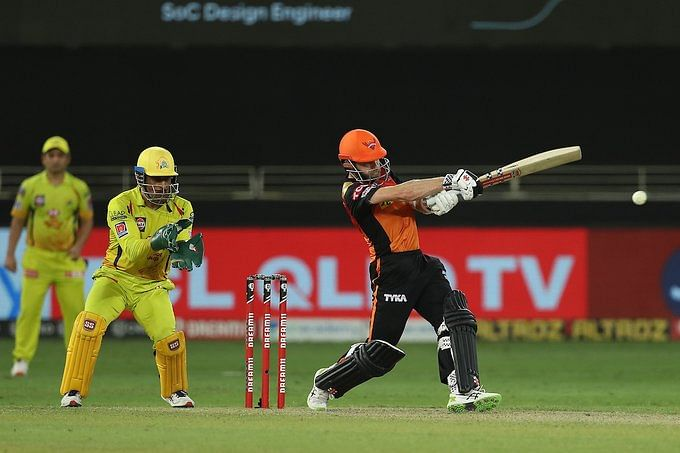 Kane Williamson played a fighting knock of 57 runs in just 39 deliveries