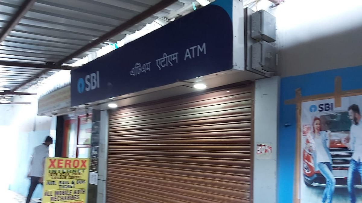 Daring robbery at a State Bank of India ATM in the heart of Guwahati fails