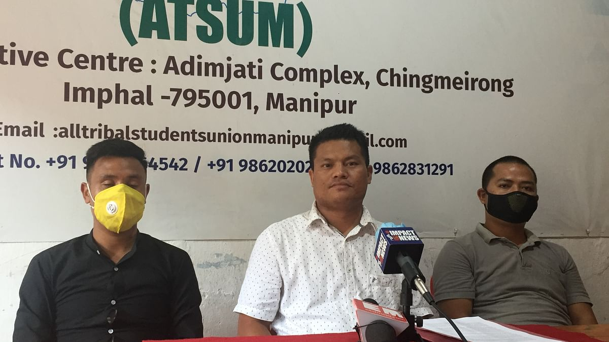 ADC chairmen seeking term extension for personal whims: All Tribal Students Union Manipur