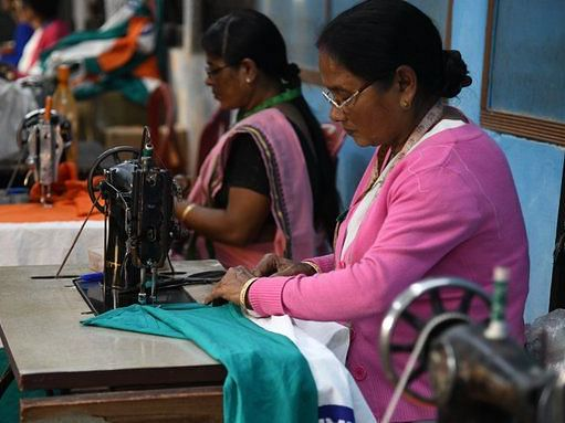 Khadi Experience - The tale of two cities