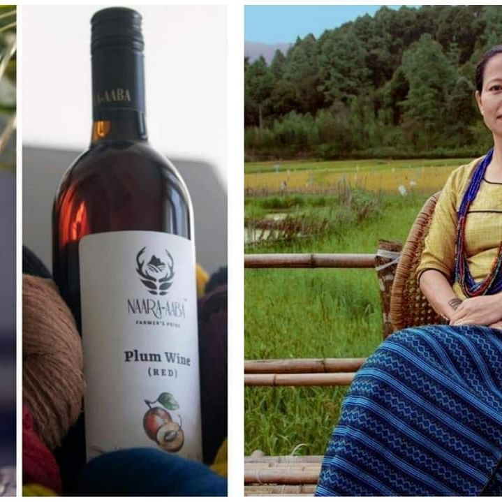 Arunachal's Naara - Aaba winery brings out two new flavours