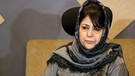 PDP chief & former J&K CM Mehbooba Mufti released after 14 months in detention
