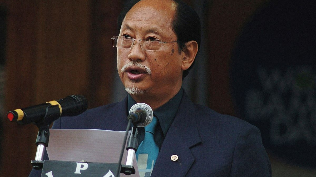 Anticipating CM to step down in favour of Naga peace solution: Nagaland Congress