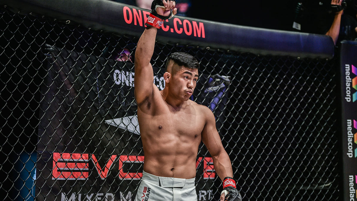 Manipur MMA fighter defeats Chinese opponent at ONE Championship: Reign of Dynasties