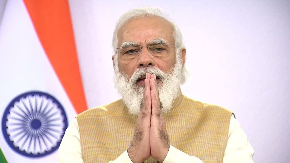 PM launches India's COVID vaccination drive, urges people to 'not to fall for rumours'