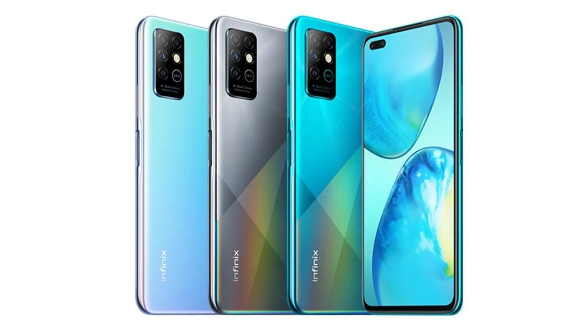 Infinix Note 8, Note 8i launched with MediaTek Helio G80 SoC: Specifications and price