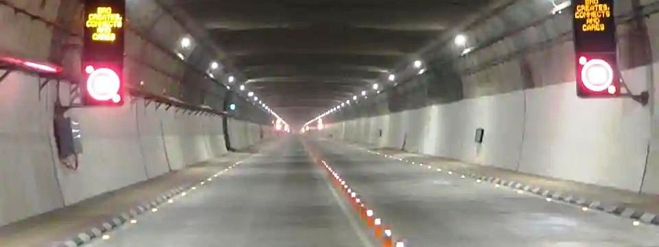 The tunnel will remain open throughout the year