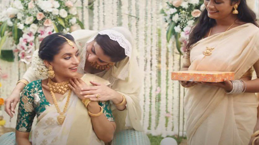 Tanishq takes down interfaith couple ad after allegations of promoting 'love jihad'