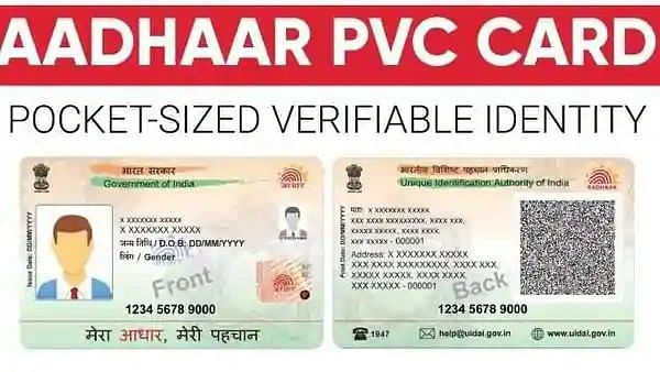 All-new Aadhaar PVC card: Check out the security features, charges and other details