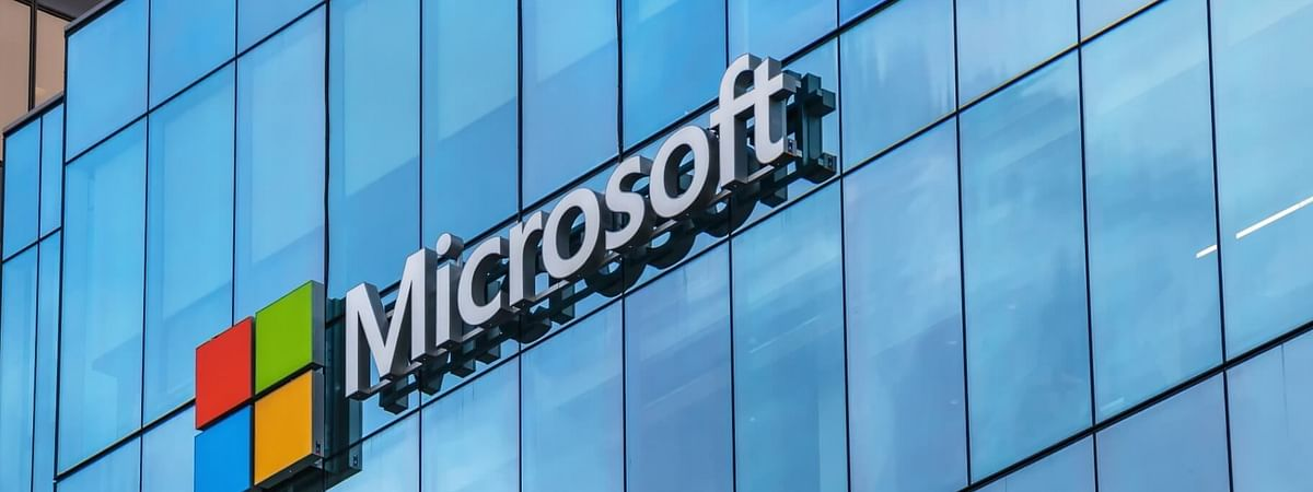 Microsoft, as of the end of June, employed 163,000 people; 96,000 of them in the United States
