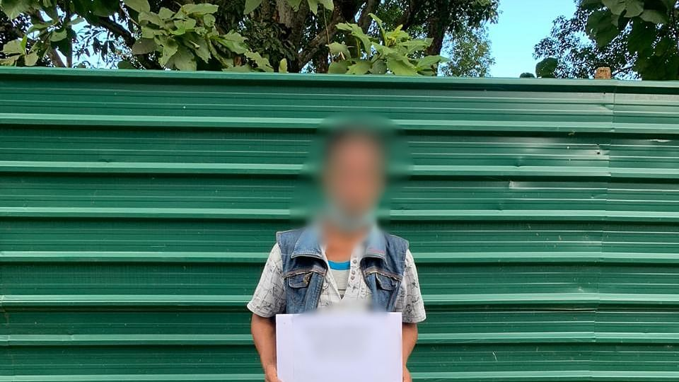 NSCN(KN) cadre apprehended in Dimapur by security forces