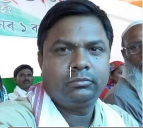 Rakibul Islam, former general secretary of Barpeta district unit of Congress