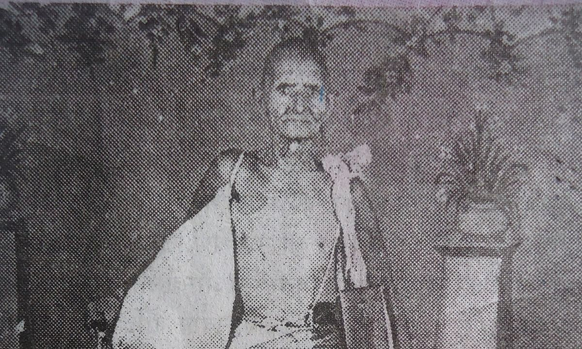Trilochan Pokhrel was brought up at Tareythang Busty in Pakyong subdivision of East Sikkim