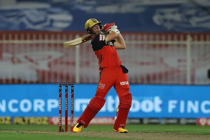 AB de Villiers scored a scintillating 73-not out off just 33 deliveries