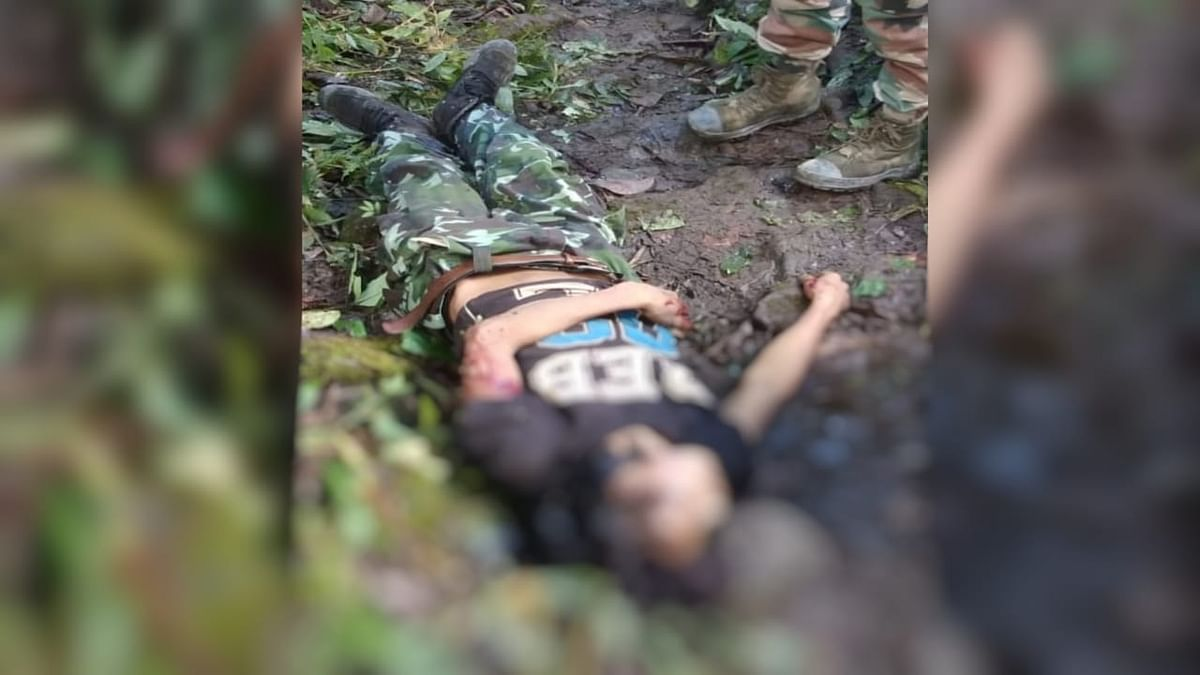 Breaking: NSCN-K cadre killed in encounter in Arunachal Pradesh