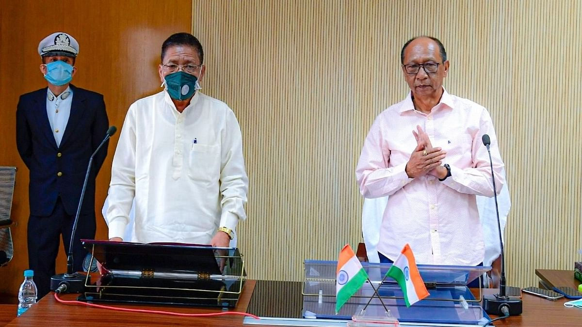 A total of 18,051 persons tested positive for COVID-19 in Manipur till date