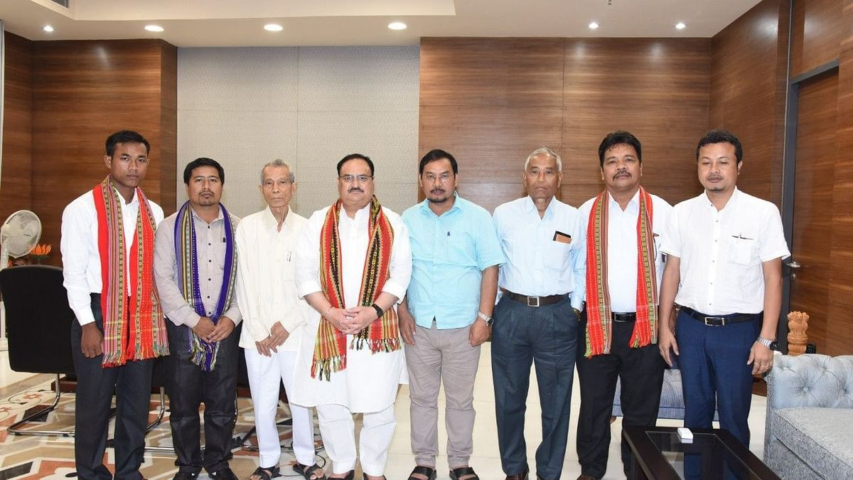 Tripura: BJP ally IPFT in Delhi to reprise demand for Tipraland
