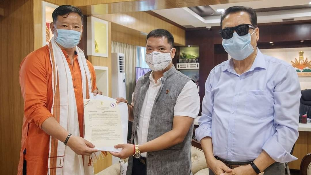 Arunachal Government appoints 22 members of Legislative Assembly as advisors and chairman