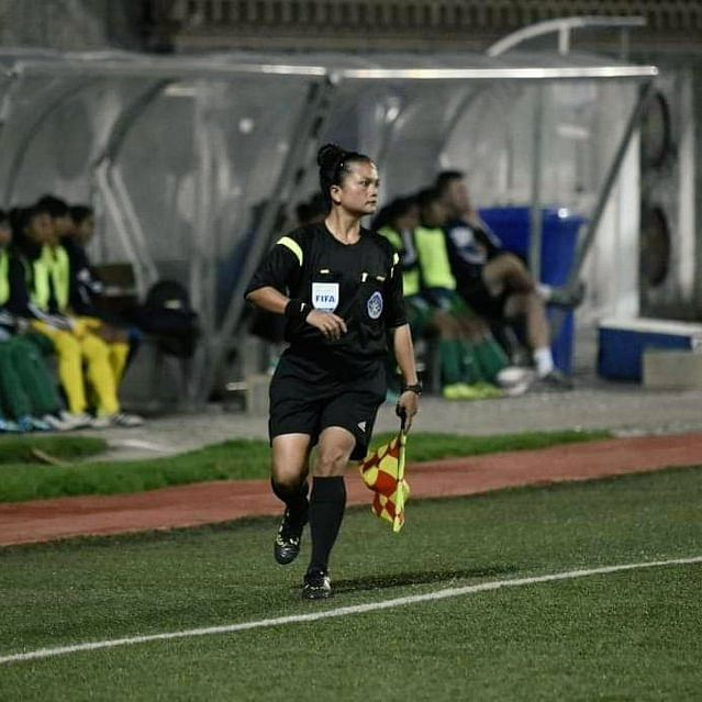 2 from Northeast selected as FIFA International women referee