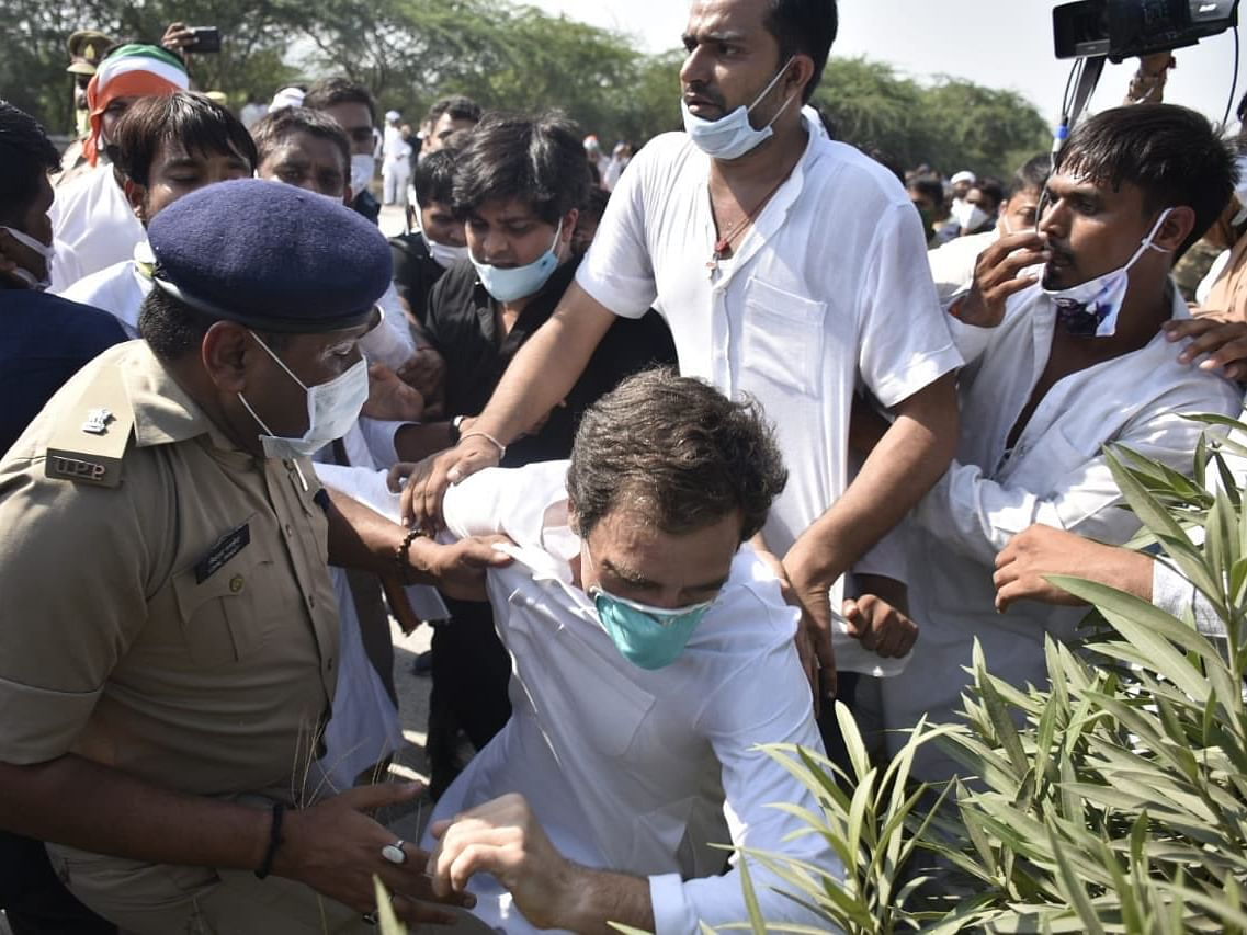 Manipur Congress condemns 'attack' on Rahul Gandhi in Uttar Pradesh