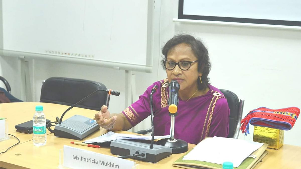 Patricia Mukhim terms stance of Editors Guild of India as 'scornful silence'
