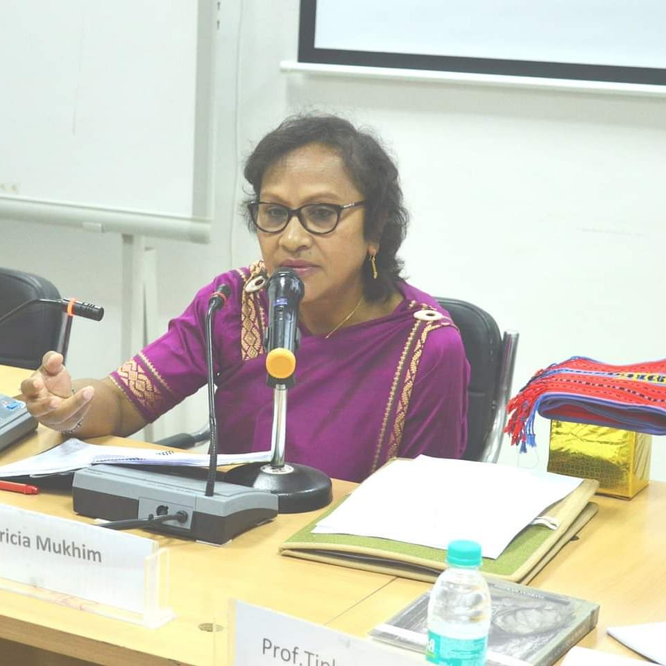 Editors Guild of India finally breaks silence on Patricia Mukhim's case
