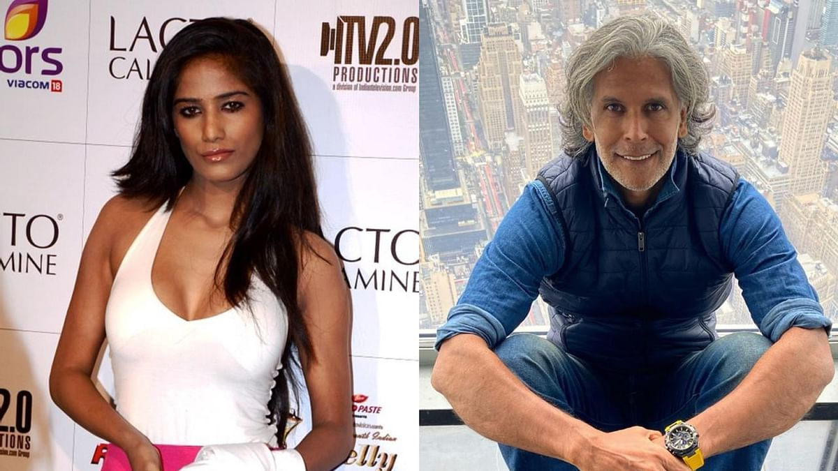 After Poonam Pandey, Milind Soman booked for 'obscenity'