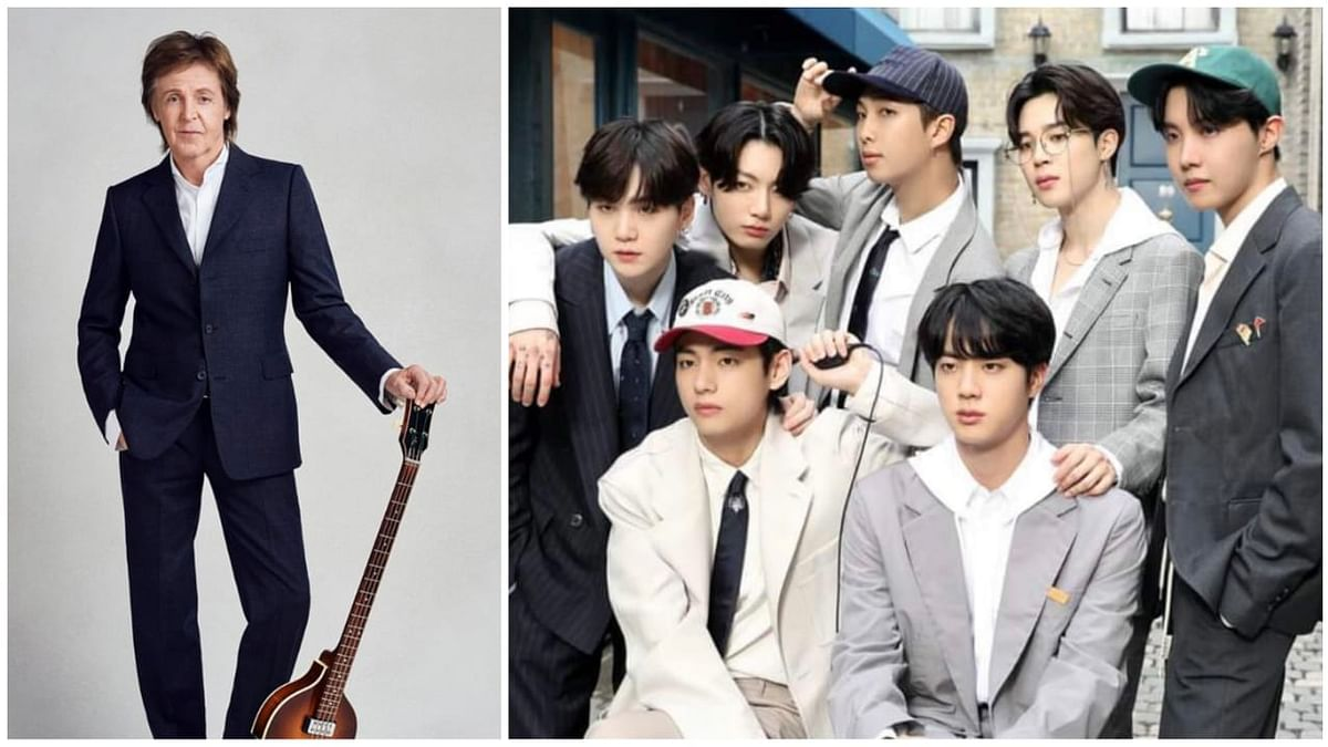 Paul McCartney from The Beatles says he likes BTS' music