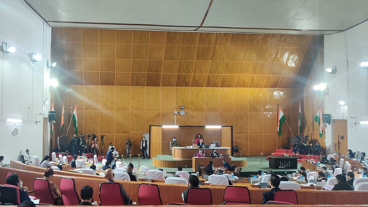 Autumn session: Meghalaya leaders pay tribute to eminent people