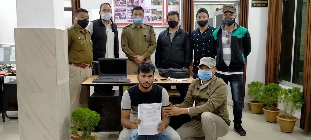 The accused disclosed that he ran a Railway E-ticketing business jointly with his partner Rohit Kumar Mishra (already arrested by RPF, Hajipur) in Bihar