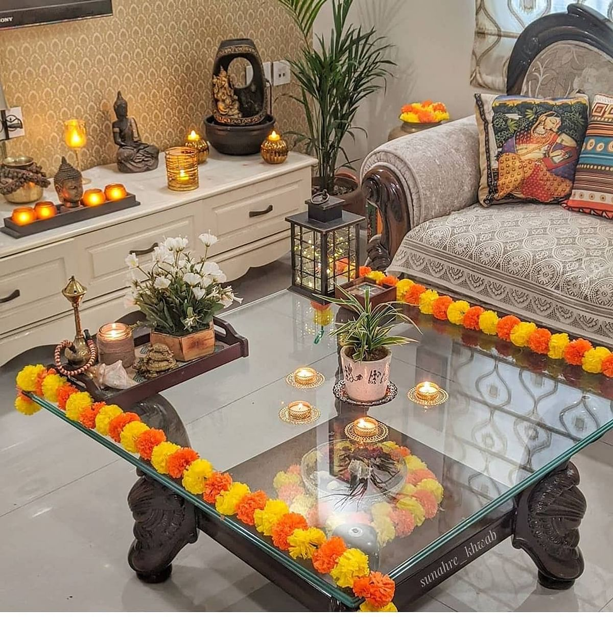 No Time For Fancy Diwali Decor Try These 6 Diy Ideas
