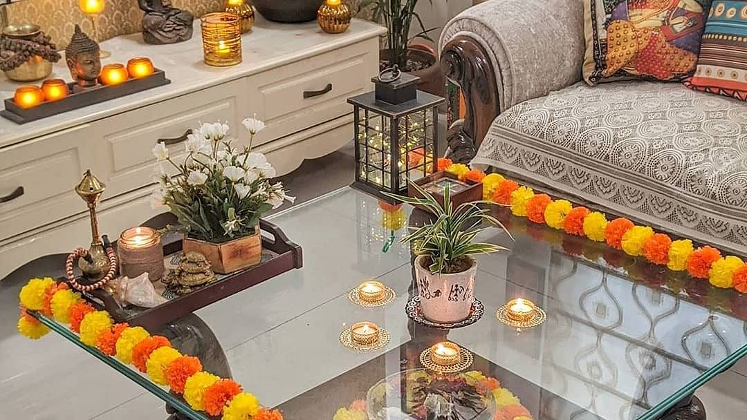 No time for fancy Diwali decor? Try these 6 DIY ideas!