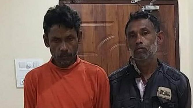 Assam: Two men trying to sacrifice five minors detained in Sivasagar