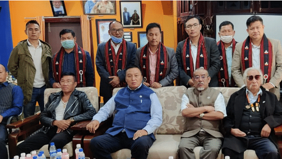 Indo-Naga political solution will benefit Nagas, Meiteis: NNPGs