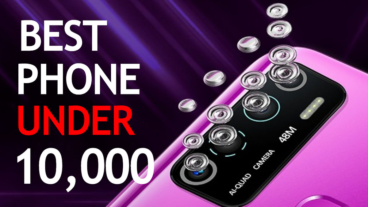 Best mobile phones under Rs 10k to buy this Diwali