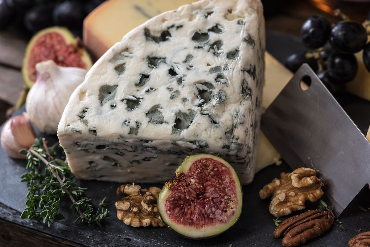 Aged cheese becomes richer in flavour and has a higher fat content which pairs well with red wines