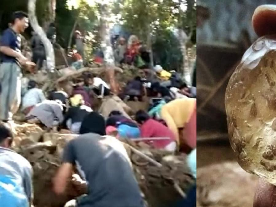 Digging deep: Four-member committee to investigate 'diamonds' found in Nagaland