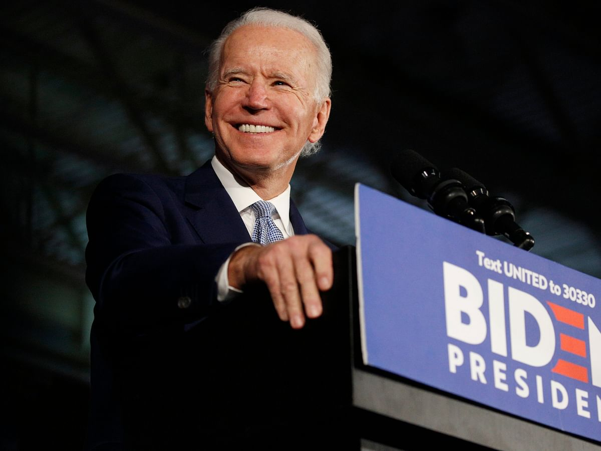 """Victory for """"We the people"""": Joe Biden in his first address to the United States"""