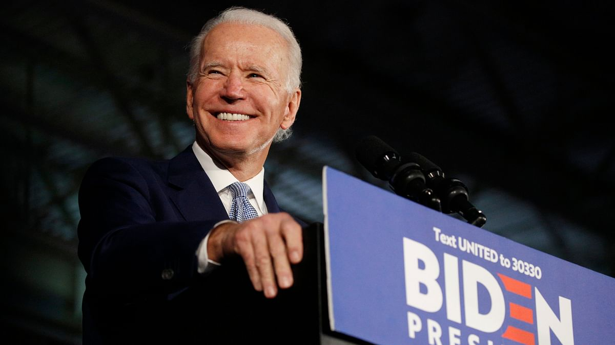 "Victory for ""We the people"": Joe Biden in his first address to the United States"