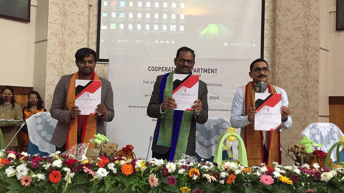 Meghalaya: Closing ceremony of 67th All India Cooperative Week celebrated