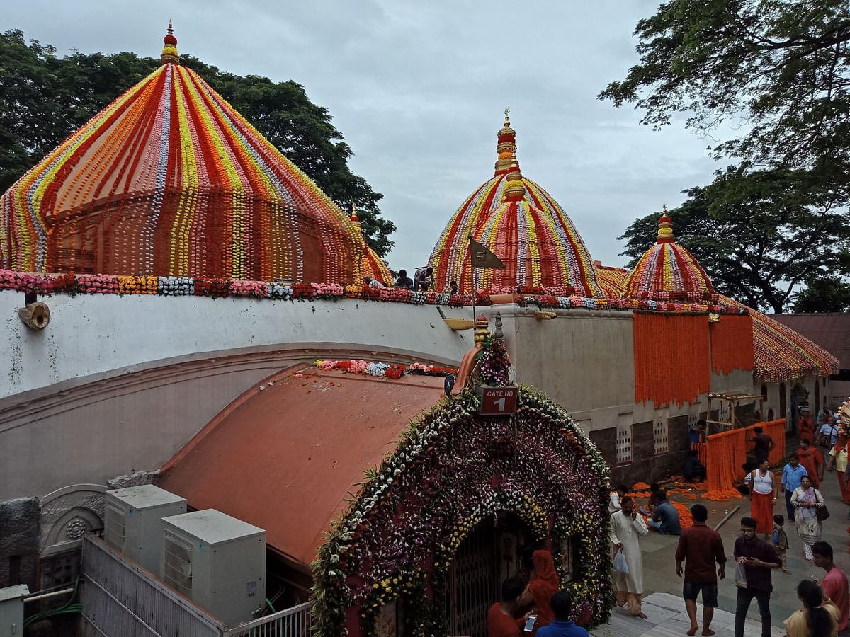 Kamakhya Temple notices a footfall post the unlock phases