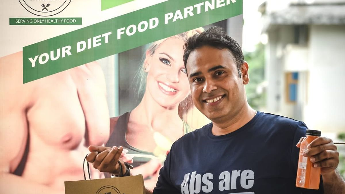This Assam entrepreneur's cloud kitchen is redefining healthy diets with doorstep services