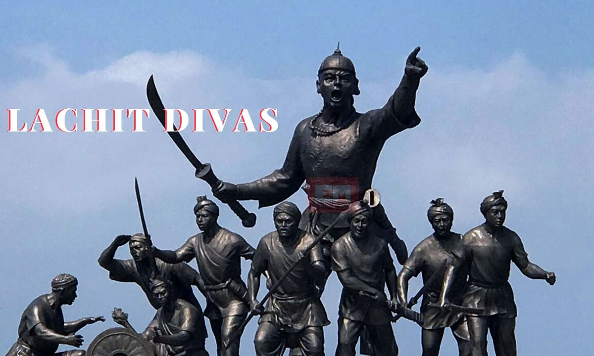 He was originally named Lachit Deca and was in the early 17th century at Betioni in the Golaghat district of modern Assam