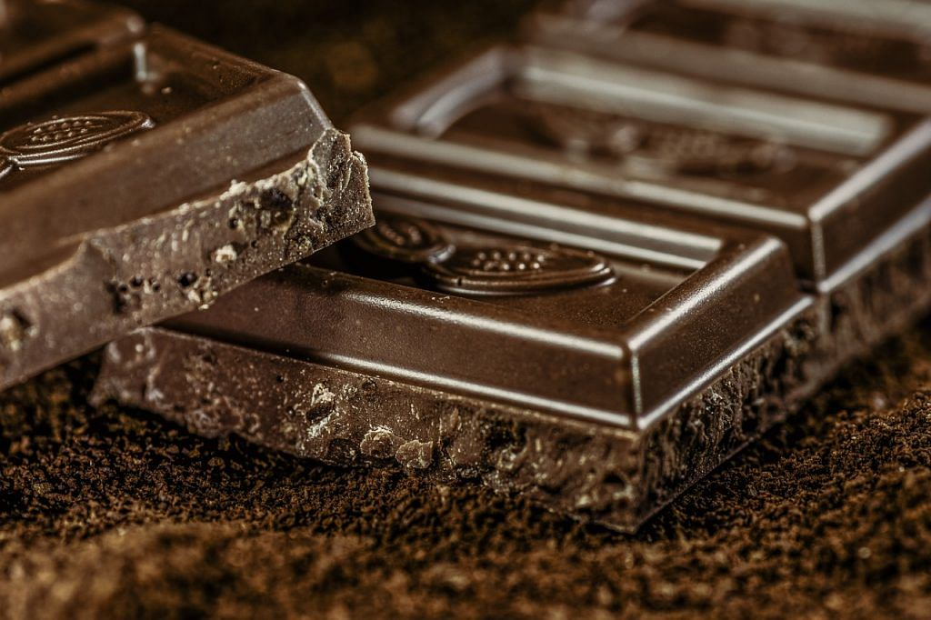 Only pure dark chocolates offer these mood improving properties and still aren't harmful to your health