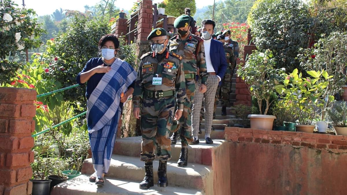 Gen Naravane said the operational preparedness of the Indian armed forces has been of very high level and they will continue to hold onto their ground