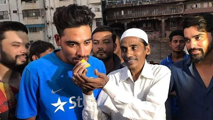 Indian pacer Mohammed Siraj's father passes away; pacer to miss father's last rites