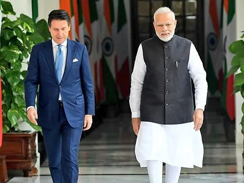 Digital summit: India, Italy to ink trade, investment agreements